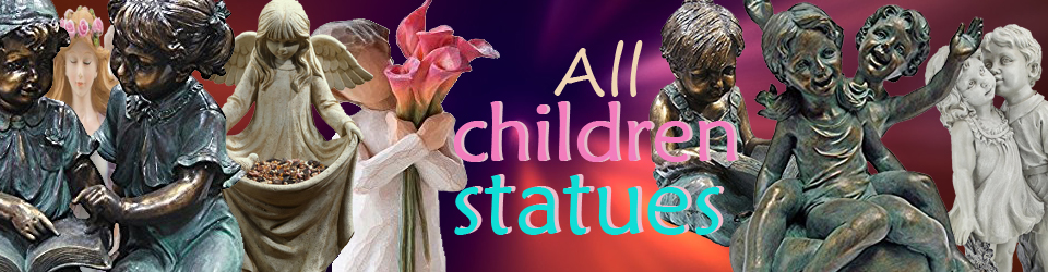 All Children Statues